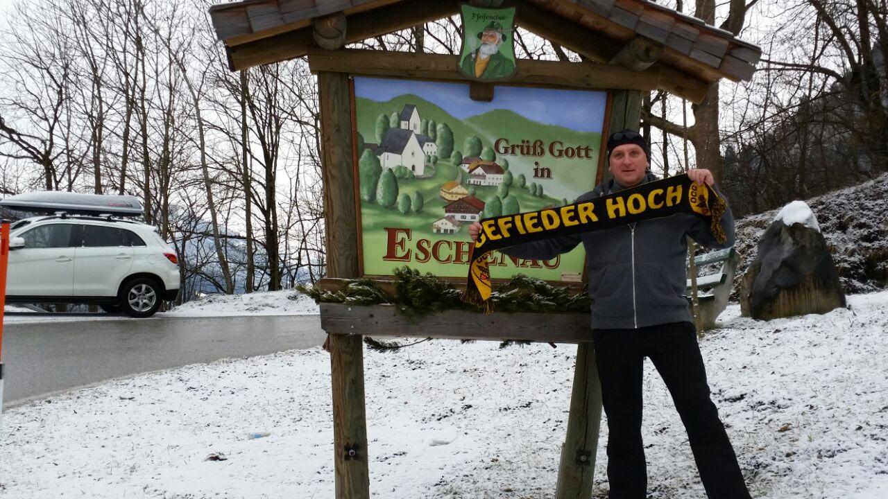 Eschenau, Österreich, 530 km