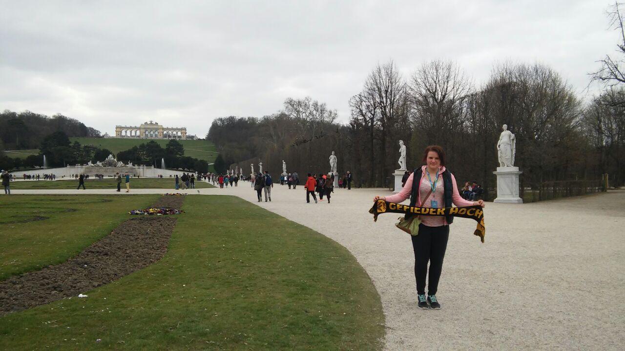 Wien, Österreich, 583 km