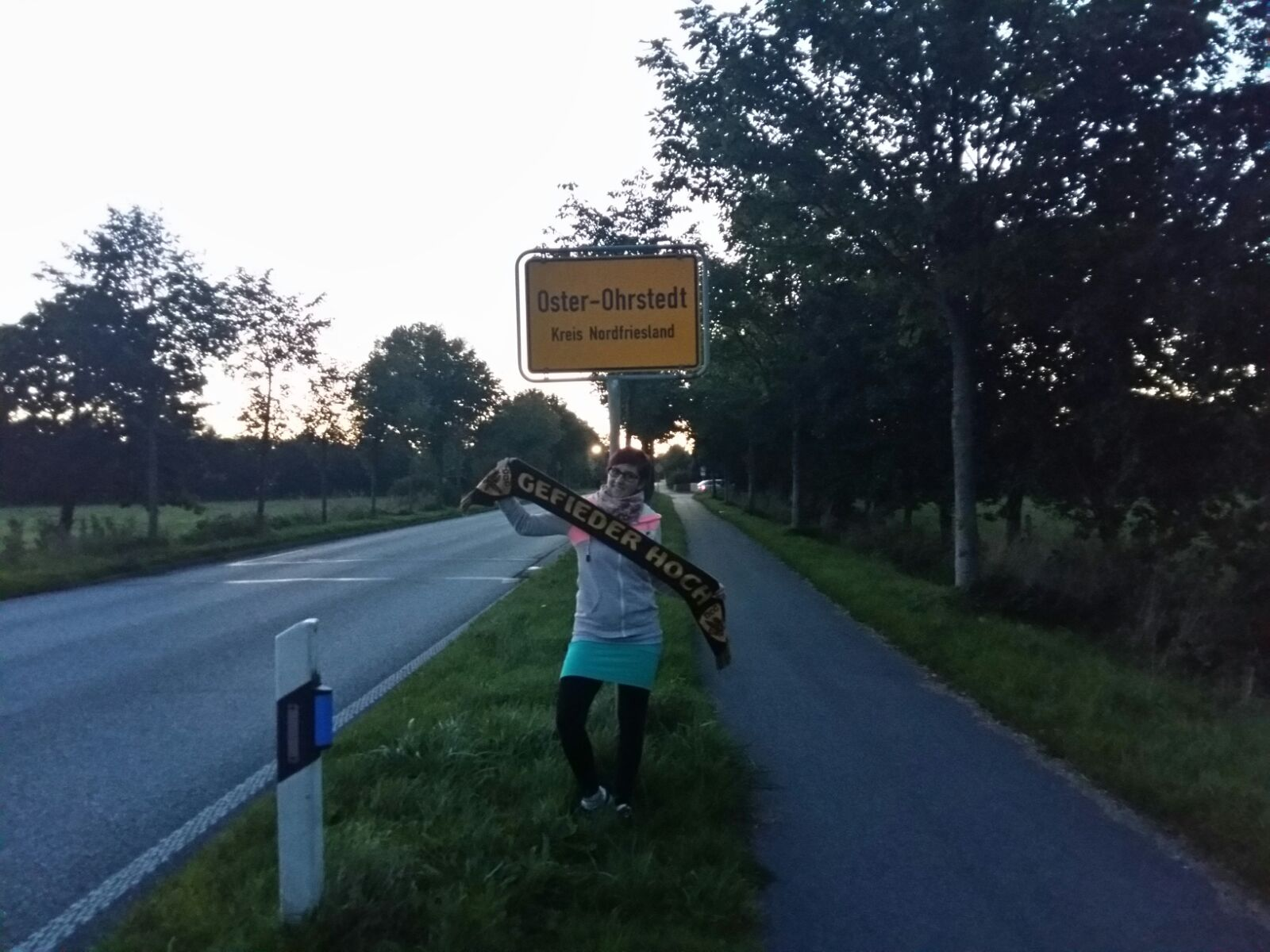 Oster-Ohrstedt, 688 km
