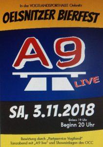 5. Oelsnitzer Bierfest @ Vogtlandsporthalle Oelsnitz | Andorra